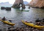 Kayak στη Μήλο 5